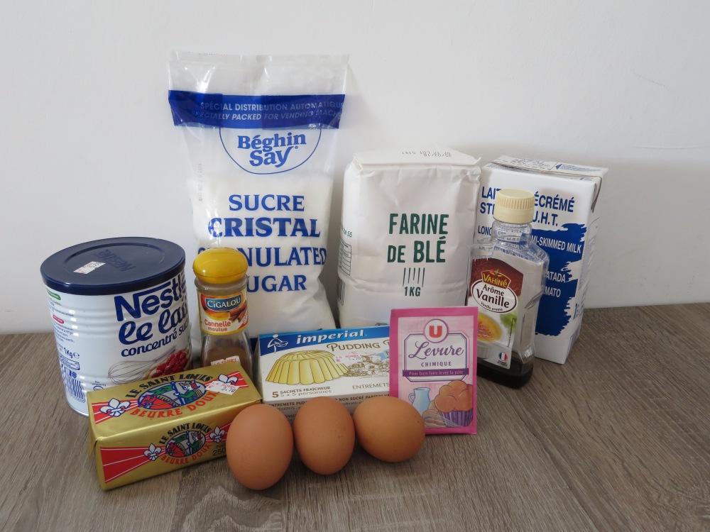 tarte à la crème 1